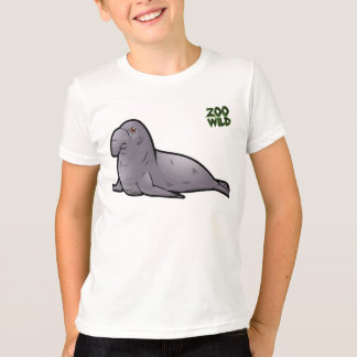 Südliches Elefant-Siegel T-Shirt
