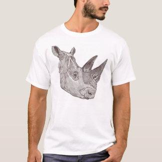 Südliches weißes Nashorn T T-Shirt