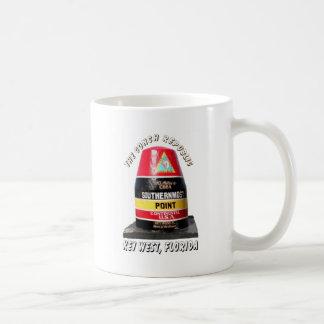 Südlichster Punkt Kaffeetasse
