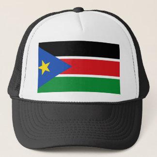 Südnationale Weltflagge sudans Truckerkappe
