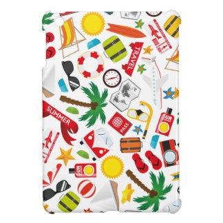 Südsee der Muster-Sommerferien-Reise iPad Mini Hüllen