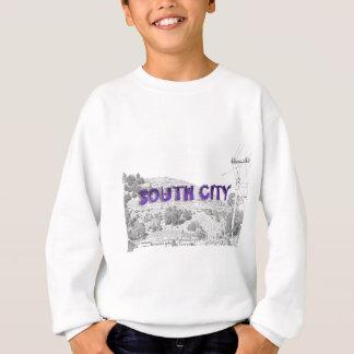 Südstadt - die Gebirgshintergrund-Skizze Sweatshirt