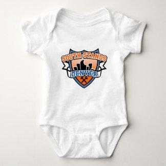 Südstände Denver Fancast Baby Strampler