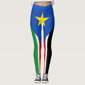 Südsudan Leggings