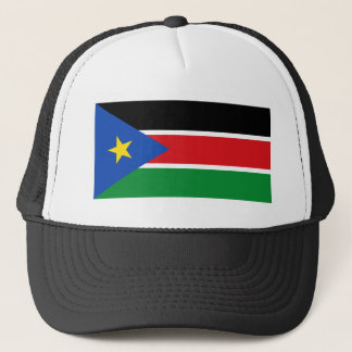 Südsudan Truckerkappe