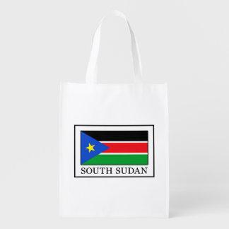 Südsudan Wiederverwendbare Einkaufstasche