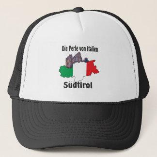 Südtirol – Alto Adige - Italien - Italia Cap Truckerkappe