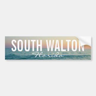 SüdWalton Strand Florida Autoaufkleber