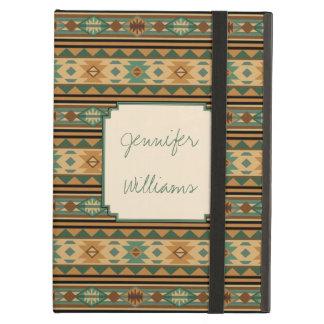 Südwestentwurfs-Grün Brown personalisiert