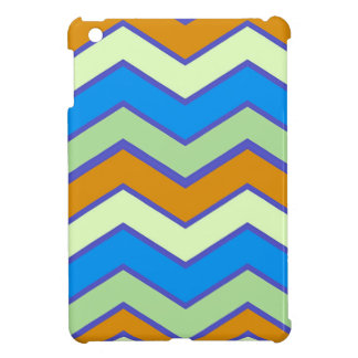 Südwestliche Designer-Majestäts-Zickzacke iPad Mini Hülle