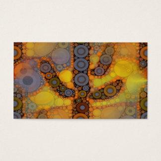 Südwestlicher Arizonasaguaro-Kaktus-Mosaik-Entwurf Visitenkarte