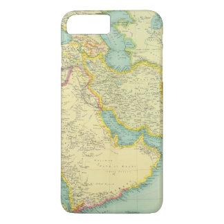 Südwestliches Asien iPhone 8 Plus/7 Plus Hülle