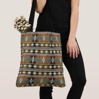 südwestliches ethnisches Navajomuster Tasche