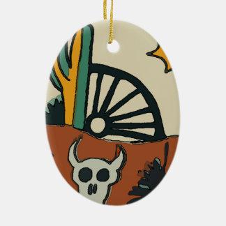Südwestwüste Keramik Ornament
