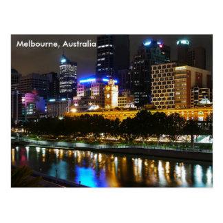 SüdYarra Australien Postkarte