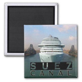 Suezkanal Quadratischer Magnet