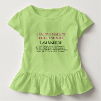 Sugar&Spice Rüsche-Shirt Kleinkind T-shirt