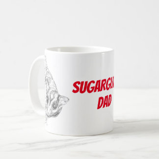Sugarglider Vatizuckersegelflugzeug-Tasse Kaffeetasse