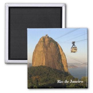 """""""Sugarloaf, Rio de Janeiro"""" Magnet Magnete"""