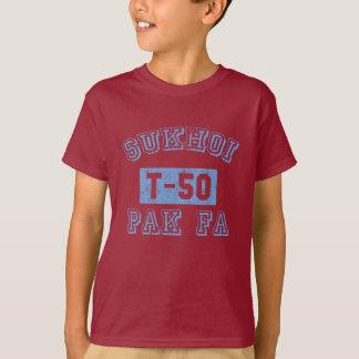 Sukhoi PAK Fa - BLAU T-Shirt
