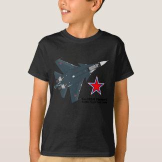 Sukhoi Su-30SM Flanker-C VKS T-Shirt