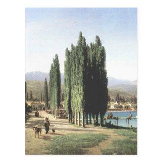 Sukhum-Kohl durch Vasily Vereshchagin Postkarte