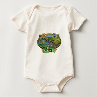 Sullivan-Familien-Fahne Baby Strampler
