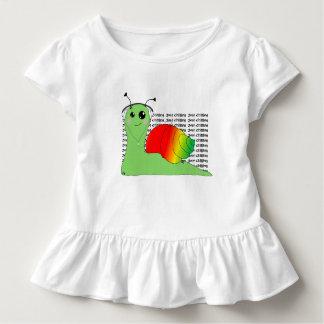 Sullivan-La Schnecke-Liebemusik: Reggae Kleinkind T-shirt