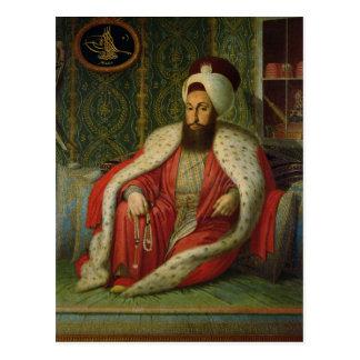 Sultan Selim III, c.1803-04 Postkarte