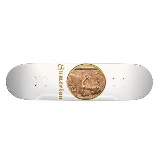 sumerisch 20,6 cm skateboard deck