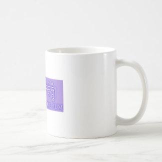 Summen OM Mani Padme Kaffeetasse