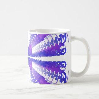 Summen-Reihenfolge: Vektorkunst: Kaffeetasse