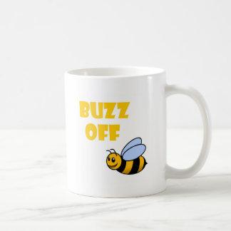 Summen weg kaffeetasse