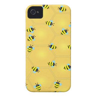 Summende Bienen Case-Mate iPhone 4 Hülle