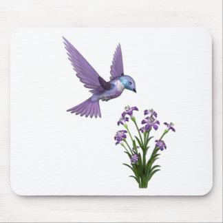 Summenvogel-Blume fertigen besonders an Mousepads