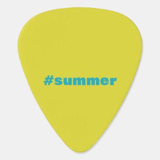 #summer Plektrum