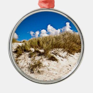 Summer Sand Dune of Denmark Silbernes Ornament