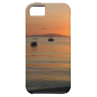 Summer Sunset in Novalja in Croatia iPhone 5 Hülle
