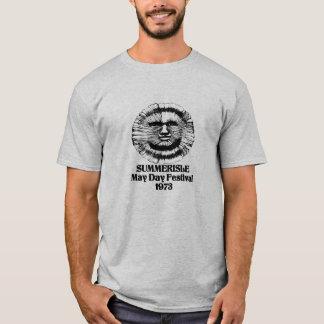 Summerisle Maifeiertags-Festival 1973 T-Shirt