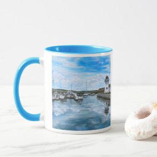 Summerside Jachthafen-Tasse Tasse