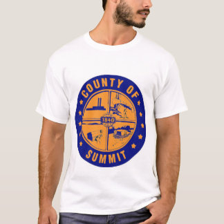 Summit County Ohio Hemd T-Shirt
