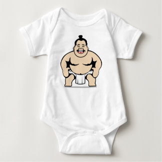 Sumo Baby Strampler