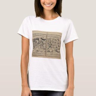 Sumo circa 1600s Japan T-Shirt
