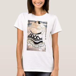 Sumo-Ringkämpfer C. 1800's T-Shirt
