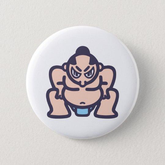 Sumo Runder Button 5,1 Cm
