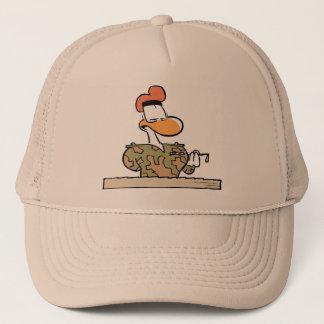 Sumpf-Armee-Einstellungs-Offizier Truckerkappe