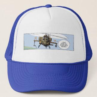 Sumpf-Enten und der Apache Truckerkappe