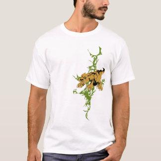 Sumpf-Katze T-Shirt