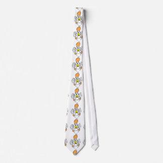 Sumpf-Klingeln-Enten-Flattern-Krawatte Bedruckte Krawatten