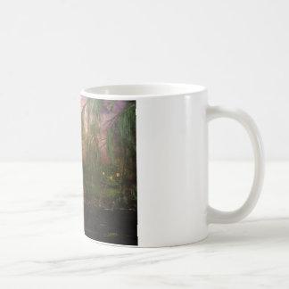 Sumpf-La konkurrieren: Kundschaften in der Kaffeetasse